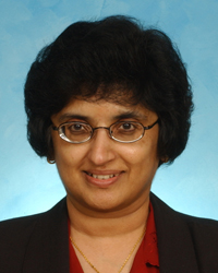 A photo of Rachel Abraham.