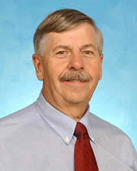A photo of John Barnett.