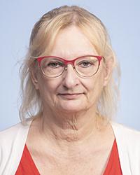 A photo of Sue Budinsky.