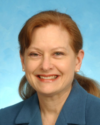A photo of Melanie Fisher.