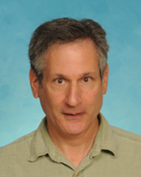A photo of Steven Frisch.