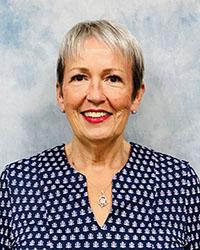 A photo of JoAnn Hornsby.