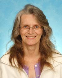 A photo of Barbara Jackson.