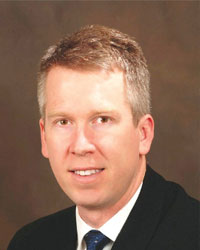 A photo of David Klinke.