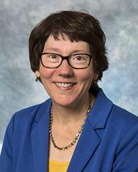 A photo of Kathryn Moffett.