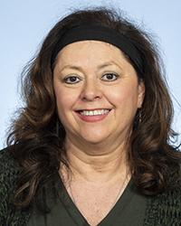 A photo of Toni Morris.