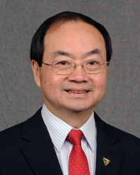 A photo of Peter Ngan.