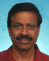A photo of Vazhaikkurichi M. Rajendran.