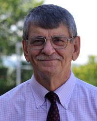 A photo of Ian Rockett.