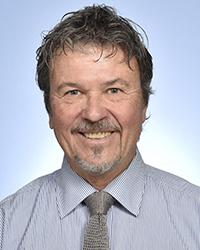 A photo of Donald Sauter.