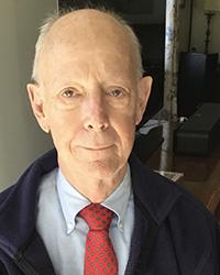 A photo of William Stauber.