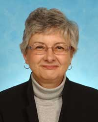A photo of Sharon Wenger.