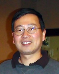 A photo of HanGang Yu.