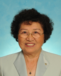 A photo of Jing Yu.