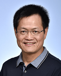 "A photo of HanTing ""Hunter"" Zhang."