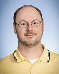 A photo of Robert Huff.