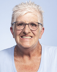 A photo of Cindy McKinley.