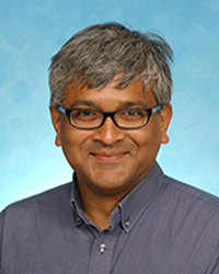 A photo of Dilip Chandran.