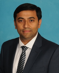 A photo of Rahul Sangani.