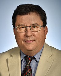 A headshot photo of Mark Miller.