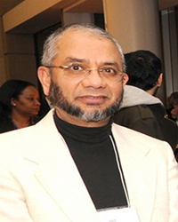 A photo of Mohammed Nayeem.