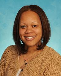 A photo of Rochelle Thomas.