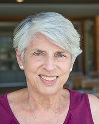 A photo of Judith Feinberg.
