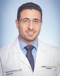 A photo of Mohammad Kawsara.