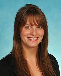 A photo of Rachel Hudik.
