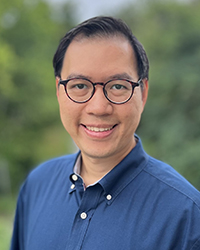 A photo of Edwin Wan.
