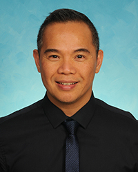 A photo of Julian Nguyen.