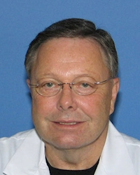 A photo of Glenn Warden, MD.
