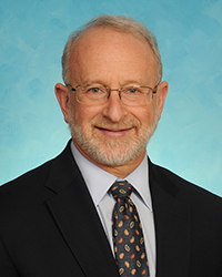 A photo of Richard Goldberg.