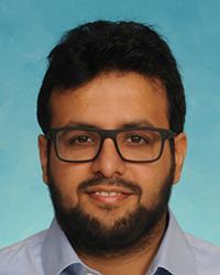 A photo of Ali Alsaud.