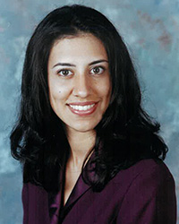 A photo of Rashi Mehta.