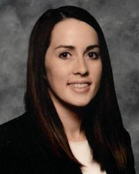 A photo of Kelsey Leadman.