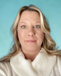 A photo of Tina Crook.