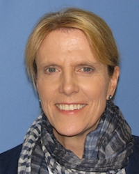 A photo of Diane Gross.