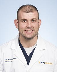A photo of Levi Wichterman.