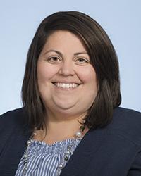 A photo of Christy Glass.