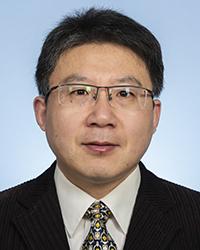 A photo of Weimin Gao.