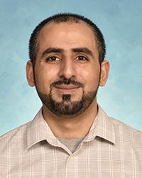 A photo of Ramez Altuwijri.
