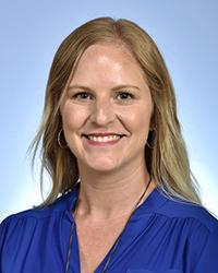 A photo of Sarah Bergstrom.