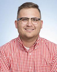 A photo of Jacob Fuqua.