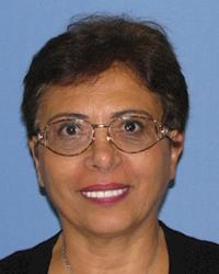 A photo of Salwa Gendi.