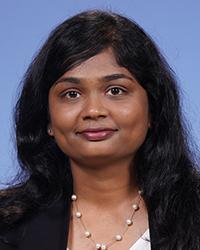 A photo of Divya Gadde.