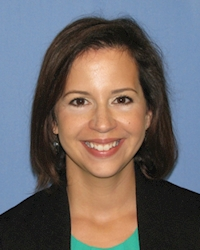 A photo of Gina Graziani.