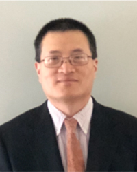 A photo of Kesheng Wang.