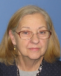 A photo of Carol Stocks.