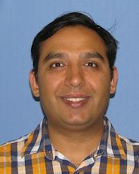 A photo of Brijesh Patel.